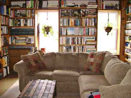 rachel and dan's library at yourshelves.com