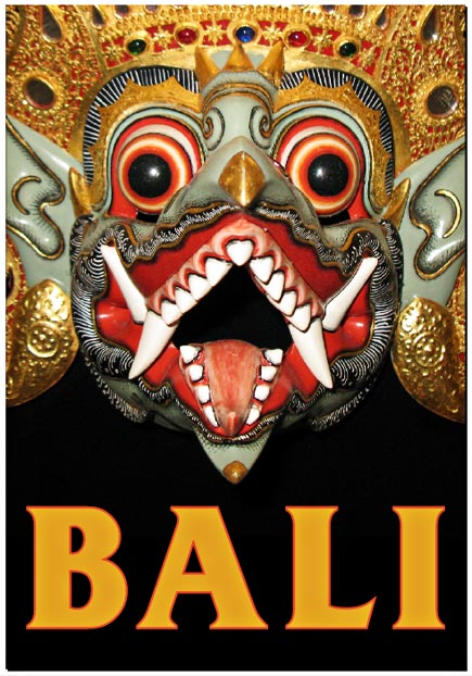 bali image with hammer uncial type