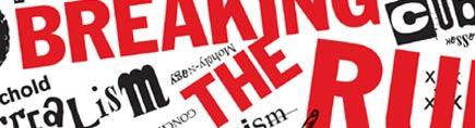 breaking the rules: print of the european avant garde