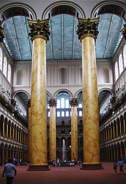 national building museum, washington, dc