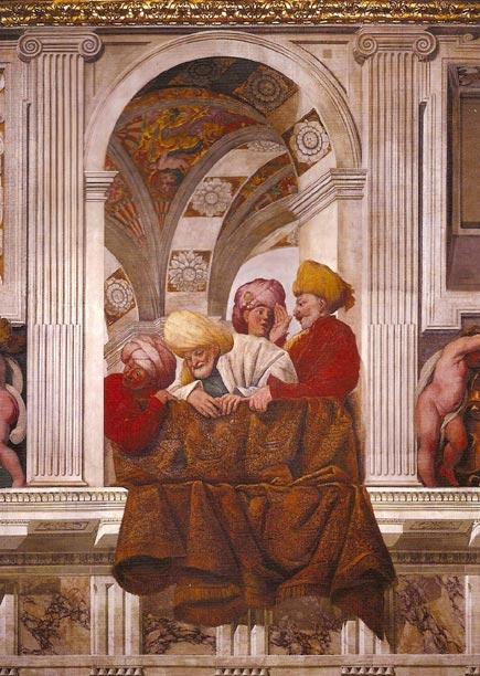quirinale frescos