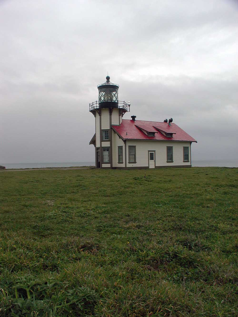 Point Cabrillo Lighthouse, Caspar, CA.