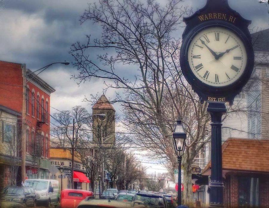Warwick downtown.