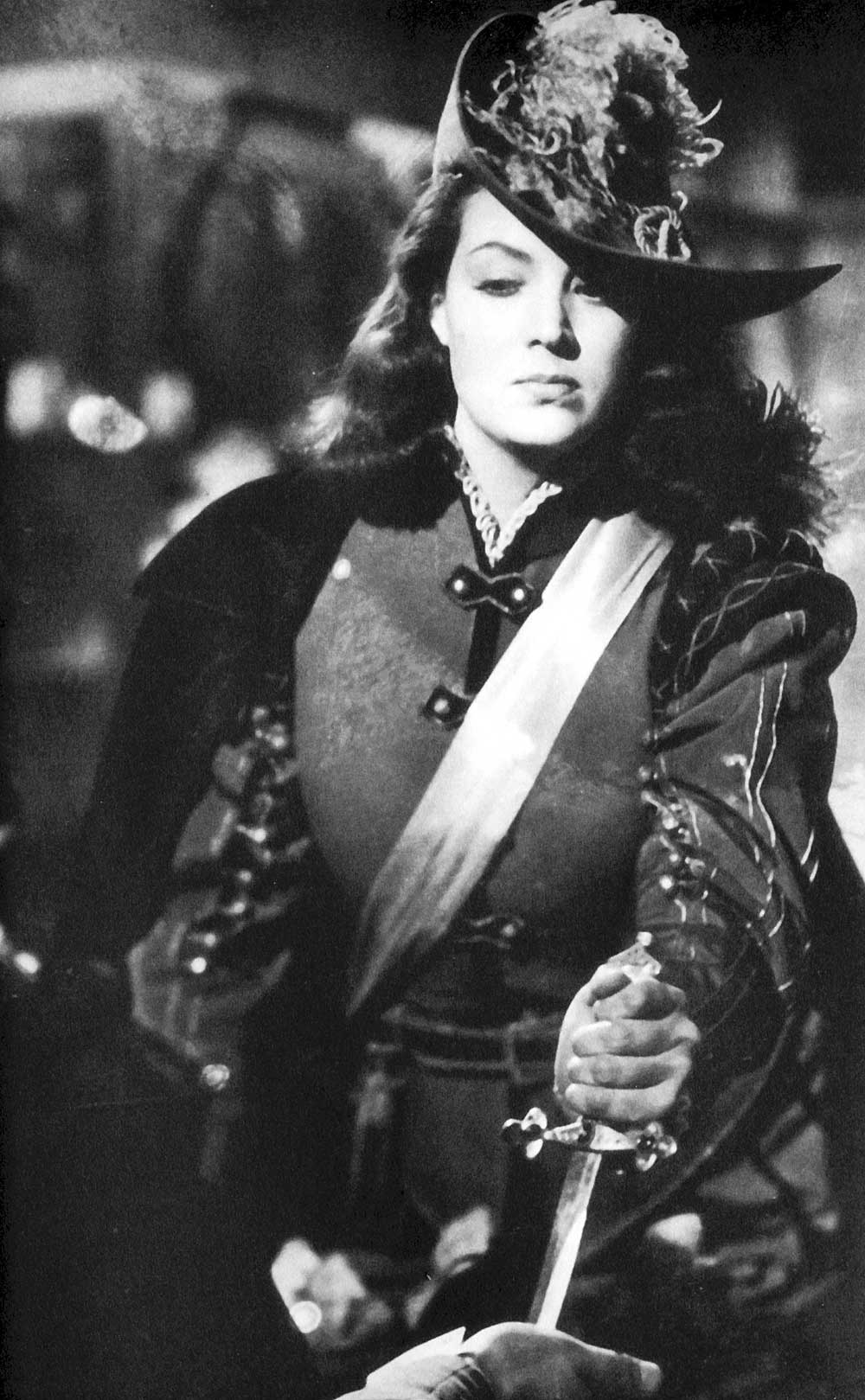 Maria Flix as Catalina de Erauso