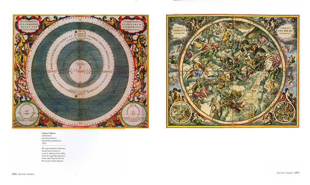 Harmonia Macrocosmica, 1660, by Andreas Cellarius