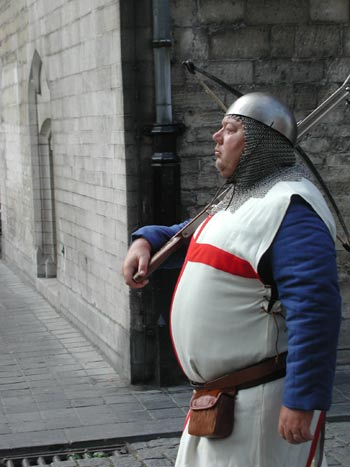 flemish dude