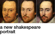 shakespeare portraits