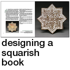 designing a squarish book