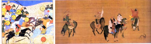 how did the mongols accomplish the Mongols frequently use  nor did they break ranks except  sca units should train in filtering through other units on their own side so to accomplish moves such.
