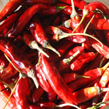 thai hot chiles
