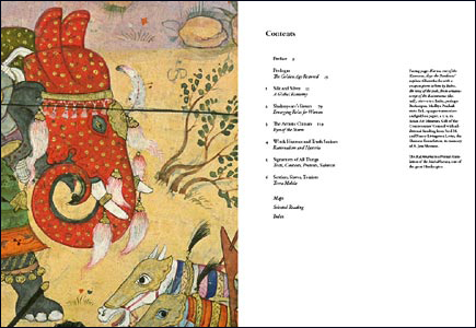 1616 - table of contents spread