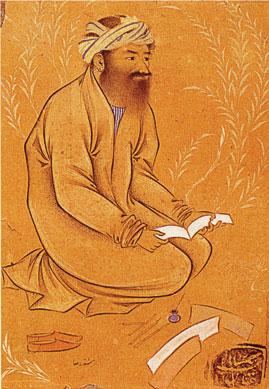 scribe by rizi-yi-abbasi