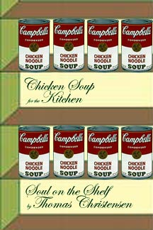 chicken soup for the kitchen
