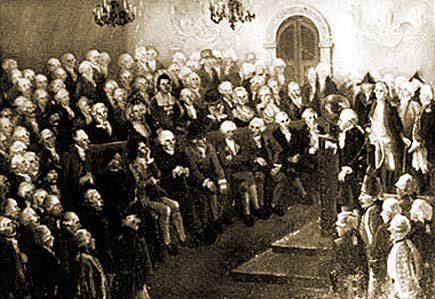 kant lecturing