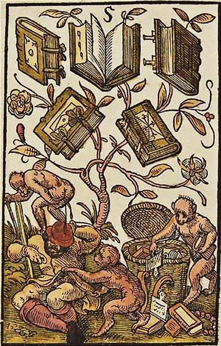 jost amman, 5 of books
