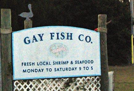 gay fish company on lady's island