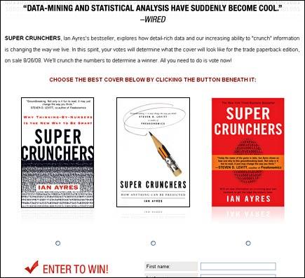 super crunchers book titles