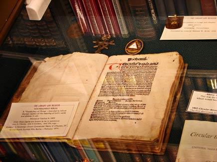 vocabularium reurm, a printed book from 1495