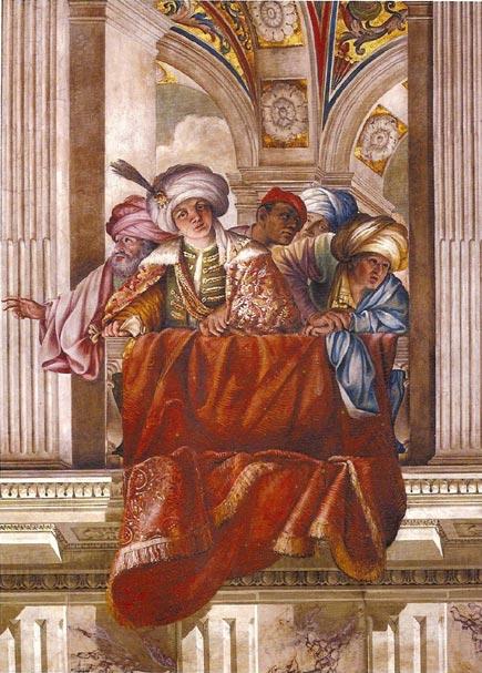 quirinal fresco