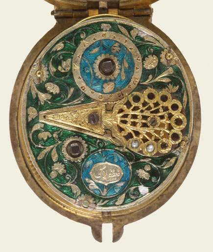 Watch made for Ottoman market