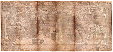 Ricci map of 1602