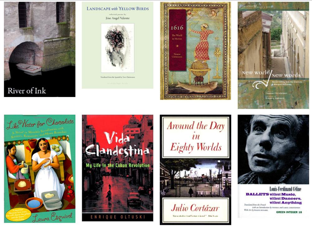 A few of my books