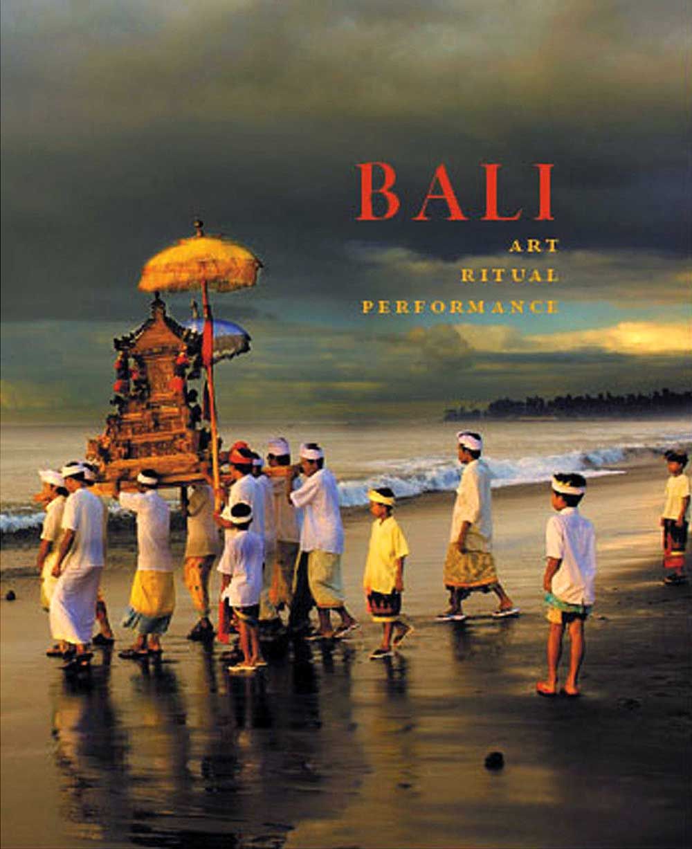Bali: Art, Ritual, Performance, by Natasha Reichle, 10 x 12 in. Aspect ratio: 1:1.2, a shape that is close to the half octagon. Many museum catalogues are 9 x 12 in., so this is larger and squarer.