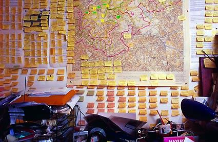 will self's writing studio