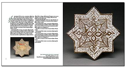 persian ceramics entry spread